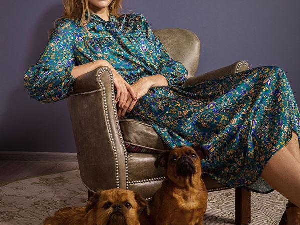 Аукцион! Платье из изумрудного шелка! со 2 по 4 декабря! | Ярмарка Мастеров - ручная работа, handmade