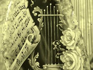 Музыкальный анонс | Ярмарка Мастеров - ручная работа, handmade