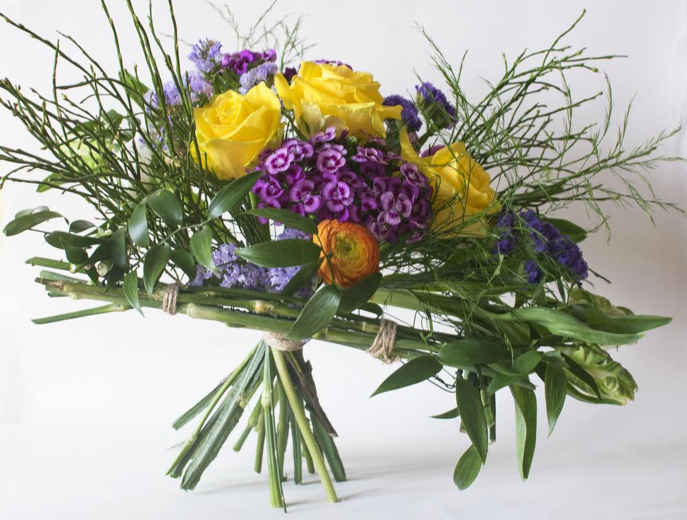 цветы, открытия