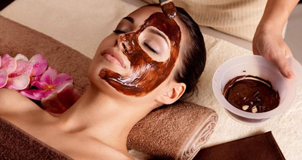 Шоколадно-овсяная маска для лица, фото № 1
