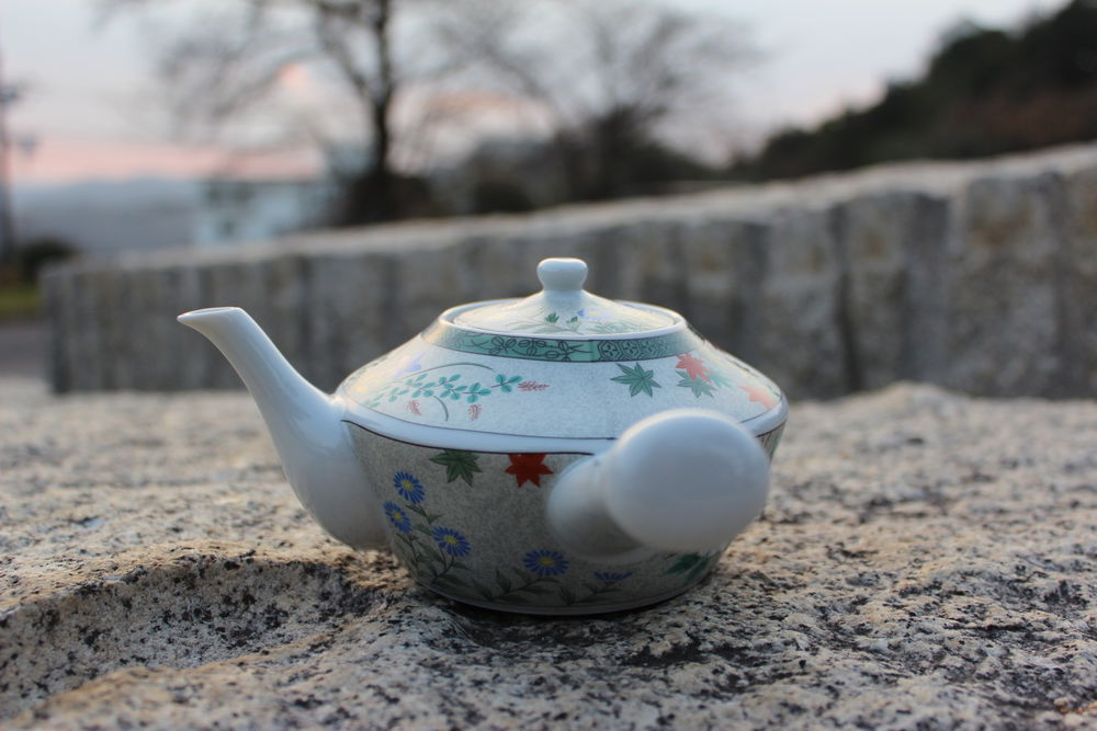 купить чайник японский