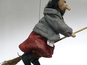 Новая стайка бабок Ёжек в зимней одежде. 18см. Ярмарка Мастеров - ручная работа, handmade.