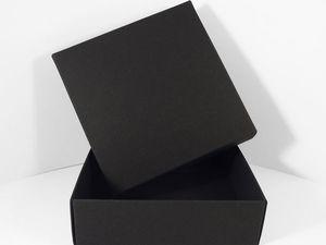 Постоянная скидка для самосборных коробок. Ярмарка Мастеров - ручная работа, handmade.