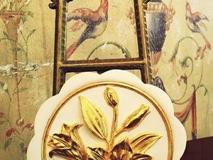 """Наш сувенир """"Лилии"""". Ярмарка Мастеров - ручная работа, handmade."""