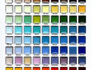 Цены на эмаль Thompson по цветам. | Ярмарка Мастеров - ручная работа, handmade