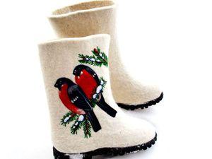 Снегири,снегири.....   Ярмарка Мастеров - ручная работа, handmade