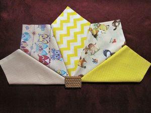 В наличии: Набор тканей Эконом 4 вида. Ярмарка Мастеров - ручная работа, handmade.