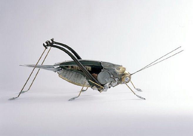 Животные из металла французского скульптора Edouard Martinet, фото № 7