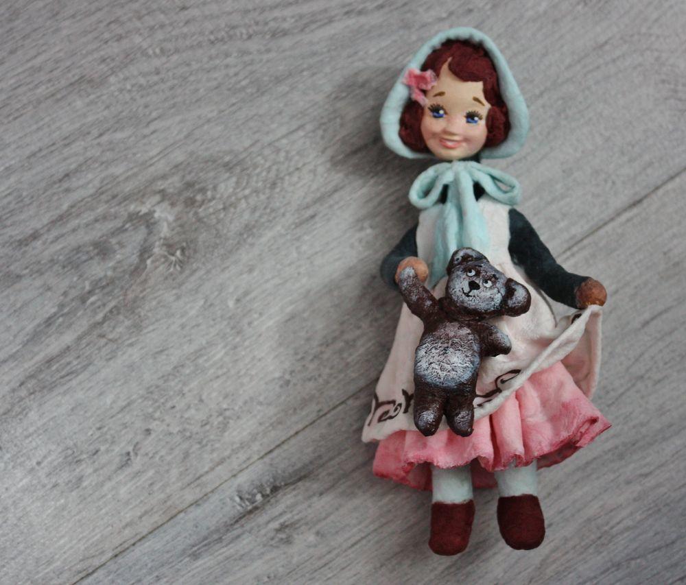 мк по елочной игрушке