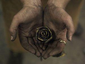 Мастер-класс по ковке розы   Ярмарка Мастеров - ручная работа, handmade