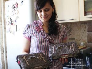 Я и мои чудовища :). Ярмарка Мастеров - ручная работа, handmade.