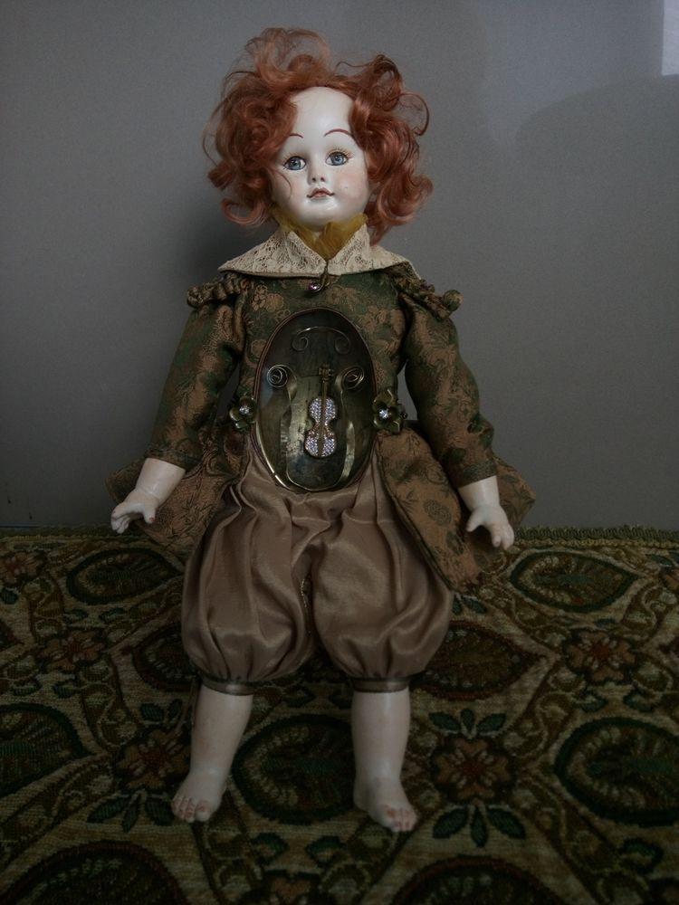 любовь, подарок, авторские работы, интерьерная кукла, винтажный стиль