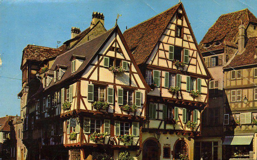 Сказочные дома в фахверковском стиле, фото № 3