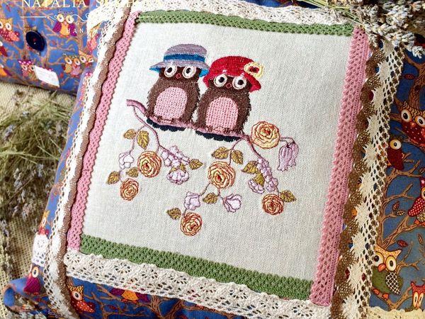 Декоративные подушки для дома | Ярмарка Мастеров - ручная работа, handmade