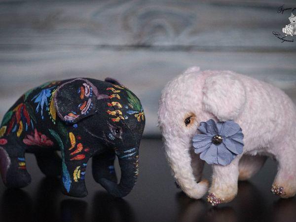 Хотьковский слон | Ярмарка Мастеров - ручная работа, handmade