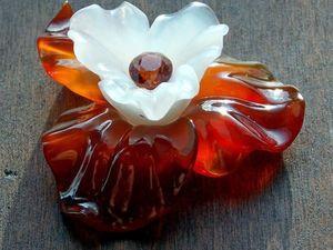 Волшебный цветок.. Ярмарка Мастеров - ручная работа, handmade.