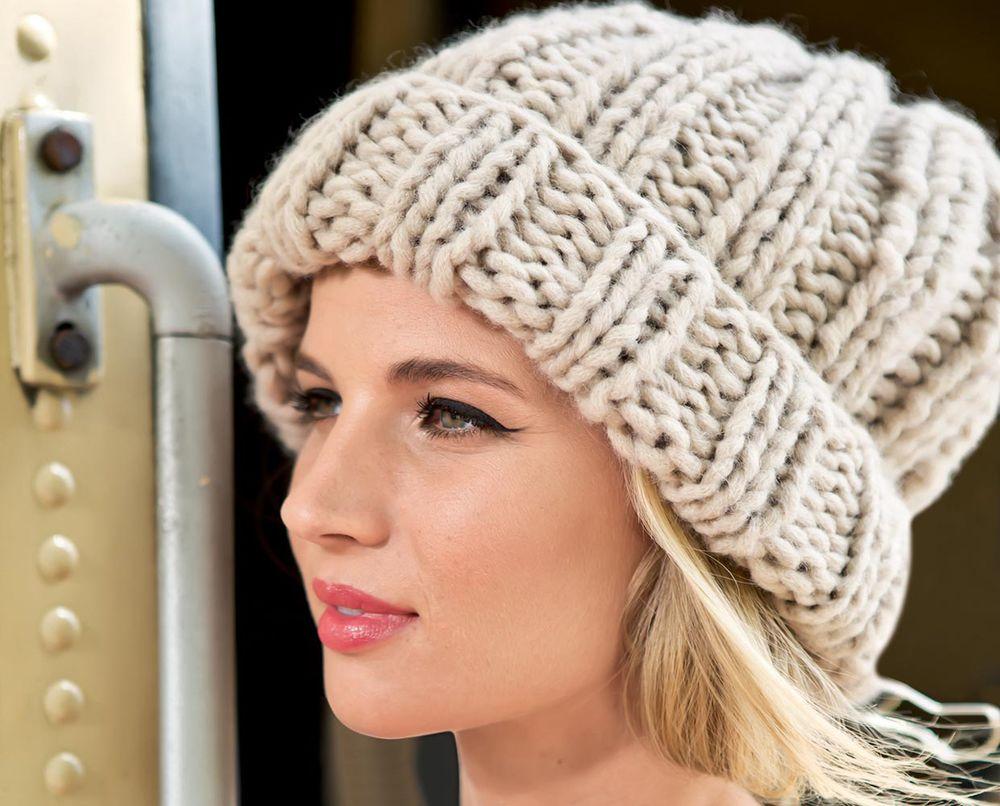 актуальные вязаные шапочки на зиму 20162017 ярмарка мастеров
