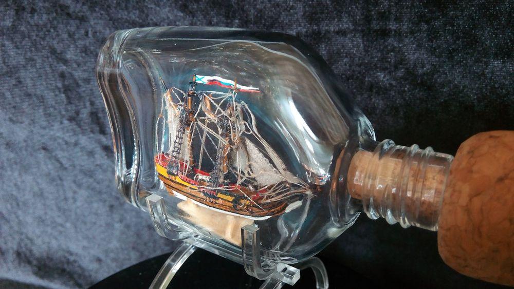 пузырек, корабль