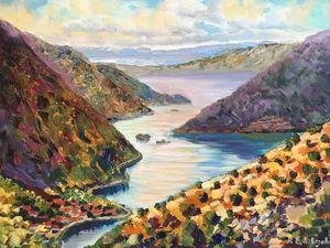 15% Скидки на пейзажи и картины с цветами!. Ярмарка Мастеров - ручная работа, handmade.