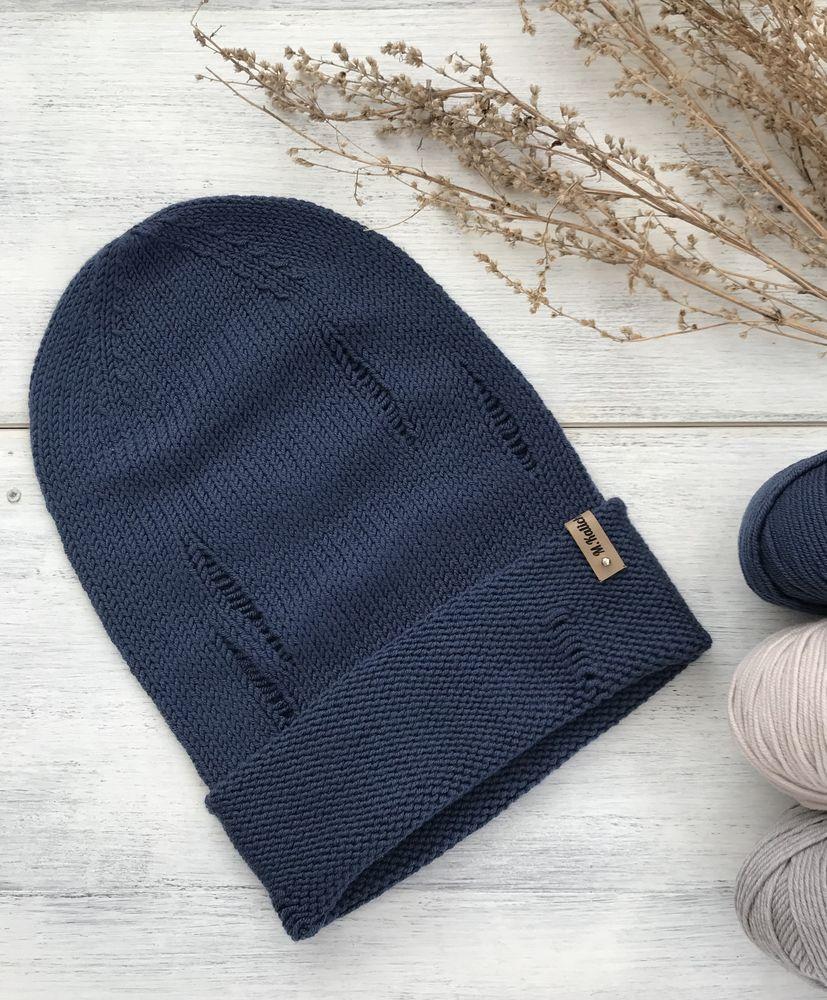 стильный, вязаная одежда, купить шапку