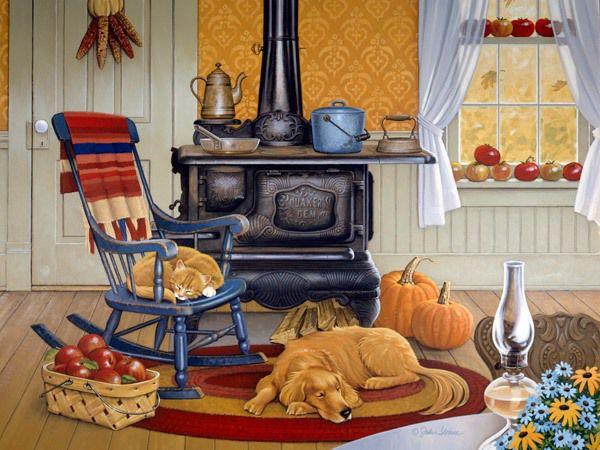 А у нас уютно! Приглашаем в гости! | Ярмарка Мастеров - ручная работа, handmade