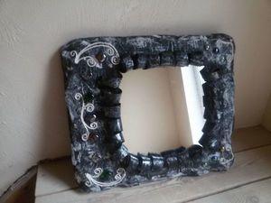 Зеркала Готика настенные | Ярмарка Мастеров - ручная работа, handmade