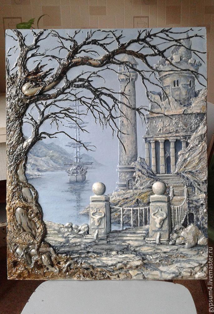 Создаем барельеф «Старый маяк», фото № 11