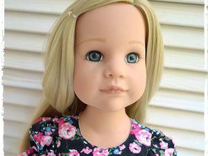 Новый наряд для куклы 45-55 см!. Ярмарка Мастеров - ручная работа, handmade.
