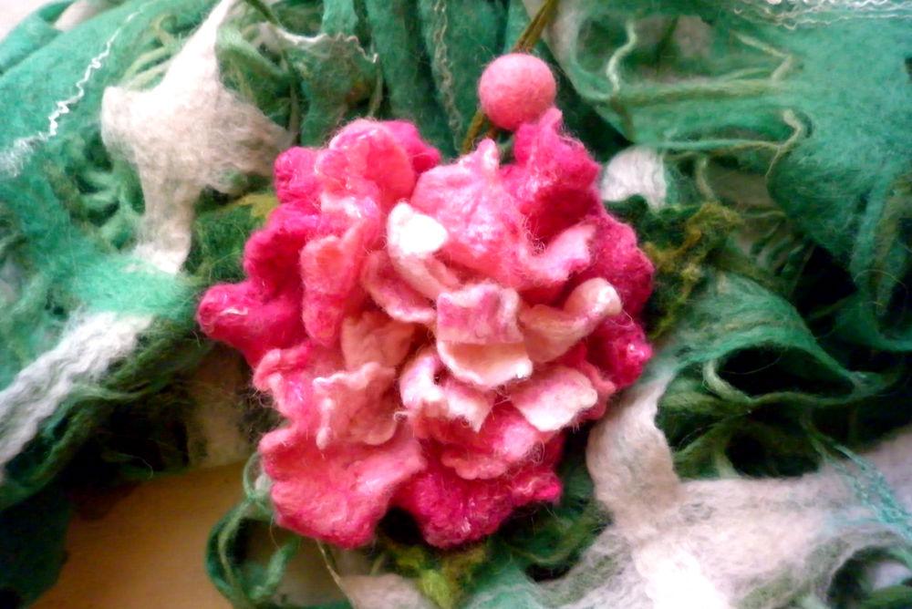 наташа боровская, зеленый палантин, подарок любимым