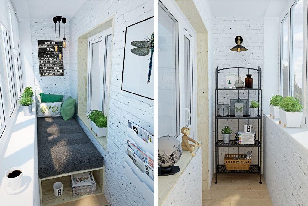 Лофт дизайн жилого помещения 360