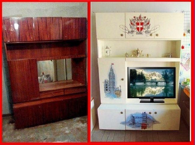 Переделанная мебель, которую действительно можно поставить в квартире, фото № 22