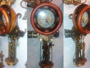 Часы Джеймса Кука. Ярмарка Мастеров - ручная работа, handmade.