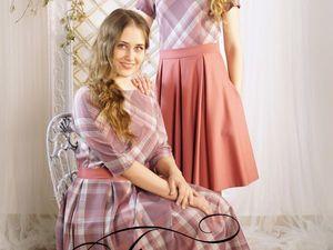 Платье Фламинго со скидкой. Ярмарка Мастеров - ручная работа, handmade.