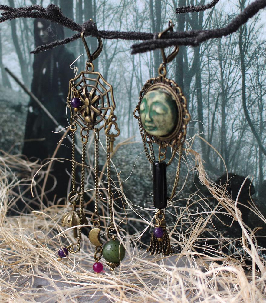 домик ведьмы