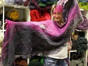 Фотоотчёт с первого занятия Курса Ирины Федотовой по одежде.. Ярмарка Мастеров - ручная работа, handmade.