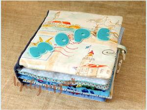 Развивающая книжка Море- подробности :). Ярмарка Мастеров - ручная работа, handmade.