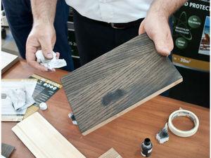 Реакционное масло для дерева Rubio Monocoat. Ярмарка Мастеров - ручная работа, handmade.