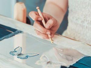 Летние скидки на покупку курса по люневильской вышивке   Ярмарка Мастеров - ручная работа, handmade