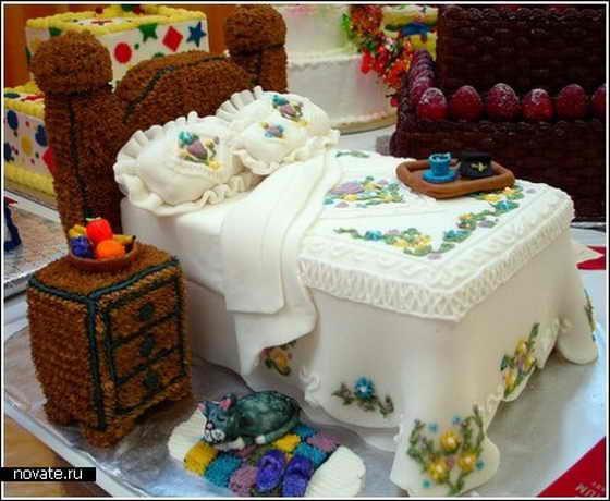 Красивые картинки тортиков
