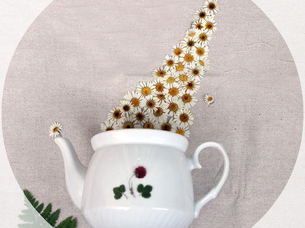 Ромашковое настроение | Ярмарка Мастеров - ручная работа, handmade
