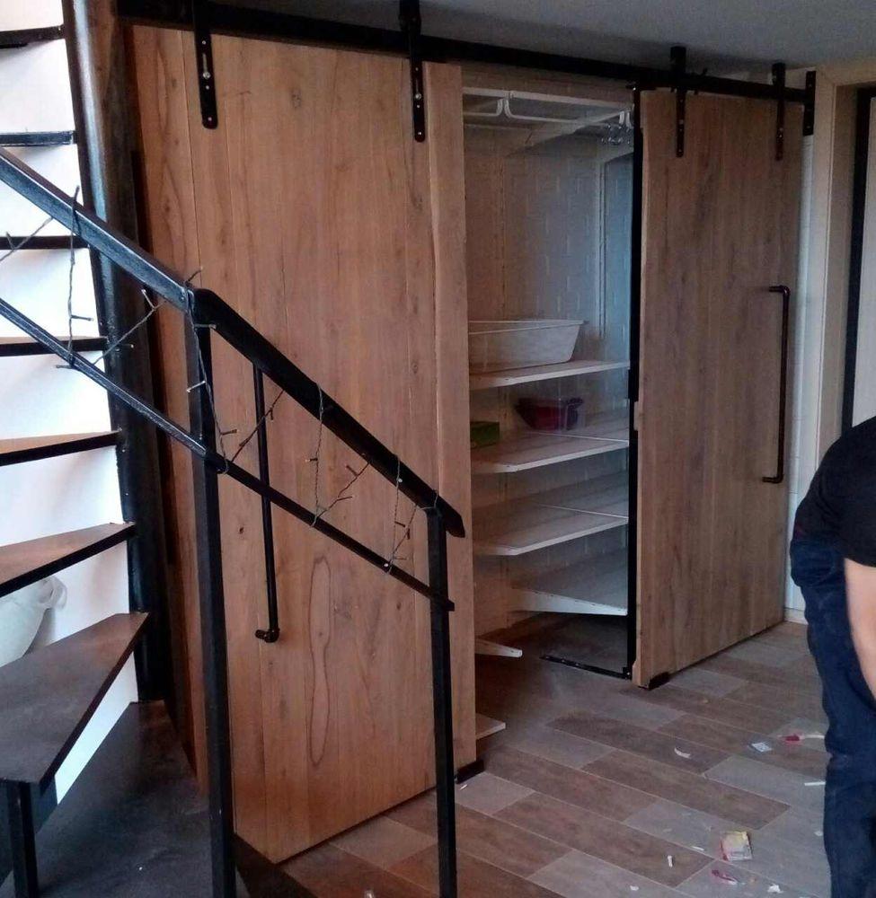производство дверей лофт, лофт стиль, заказать амбарные двери, амбарная дверь, производитель дверей лофт, амбарные двери из дуба