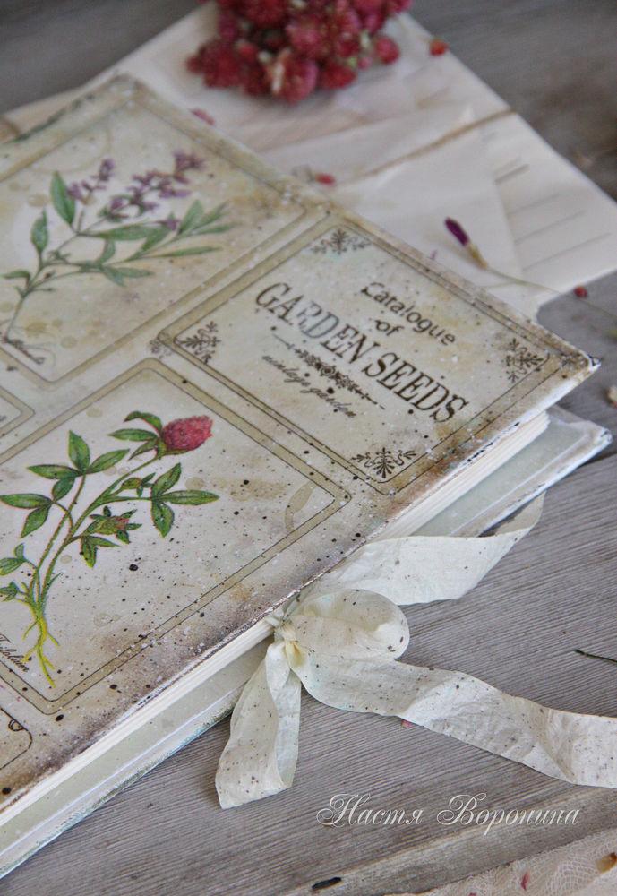 альбом для гербария