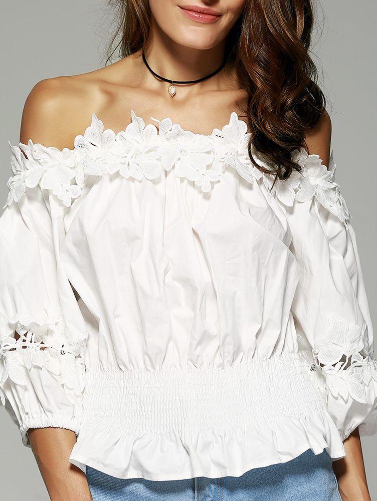 Белое бохо, или Шикарная одежда для королевы летнего пляжа, фото № 41