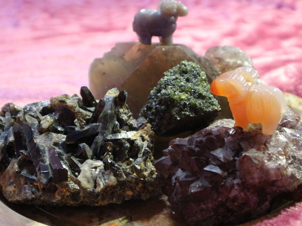 Композиции из камней   Ярмарка Мастеров - ручная работа, handmade