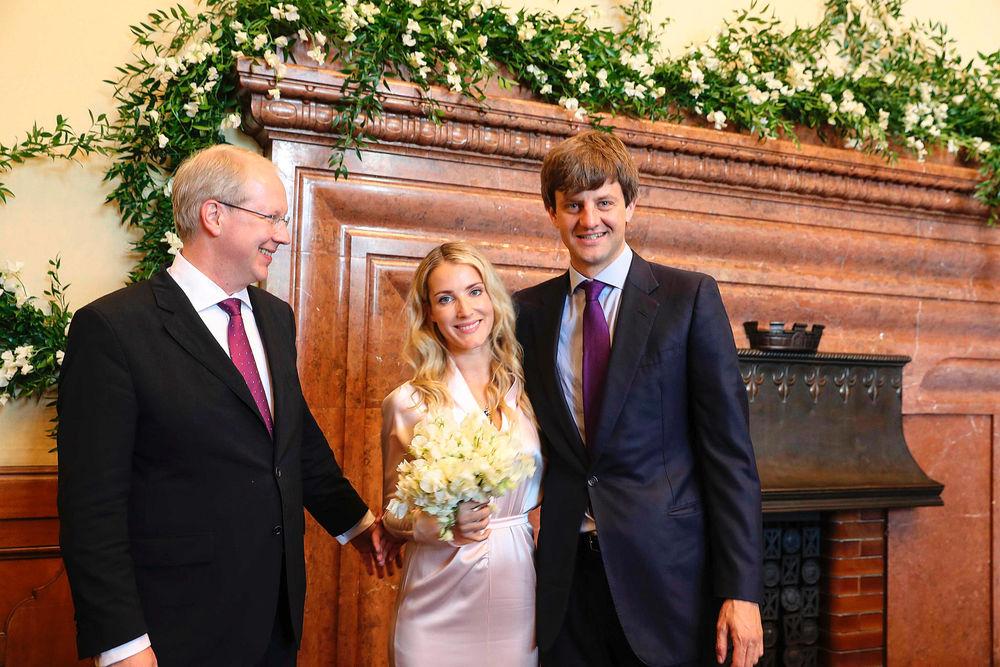 свадьба немецкого принца