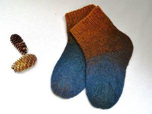 Аукцион -носки для мерзнущих ножек, несколько размеров!. Ярмарка Мастеров - ручная работа, handmade.
