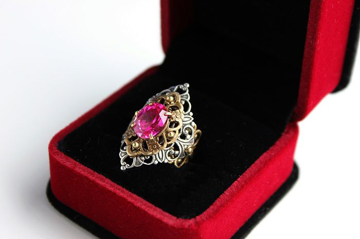 геральдическое кольцо