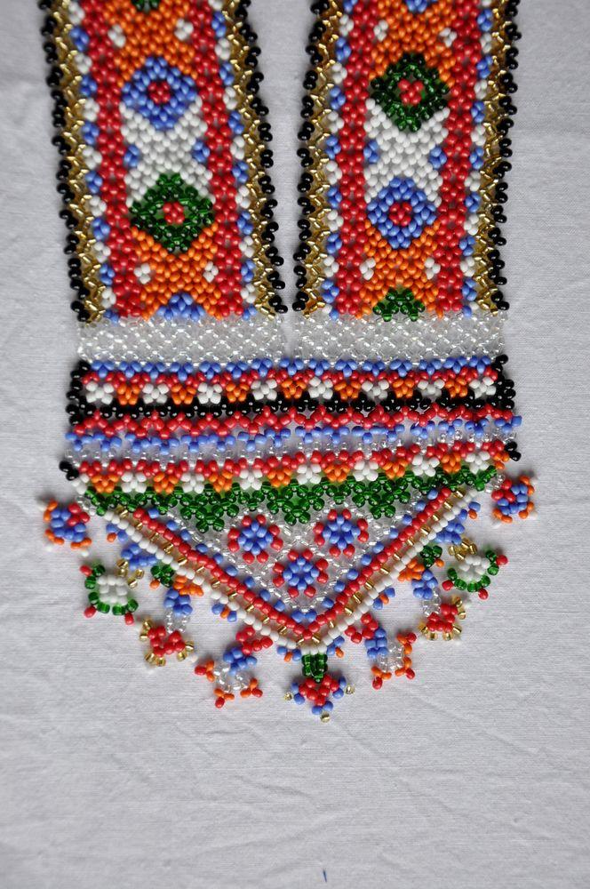 гайтан, нагрудное украшение, традиционный костюм