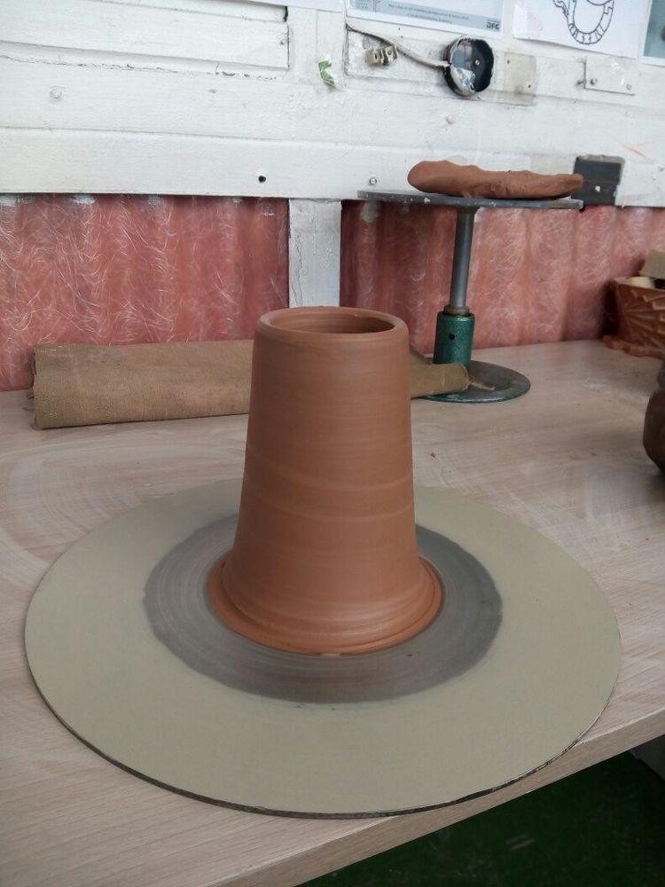 керамика ручной работы, гончарное дело