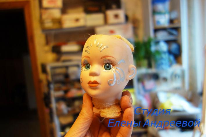 отремонтировать куклу